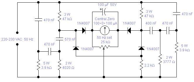 2 Meter Emergency Frequency : Circuit